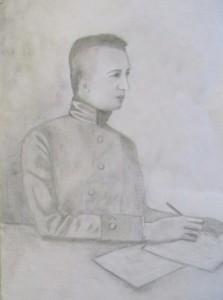 Портрет Князя Олега